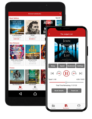 audiobooksnow mobile apps
