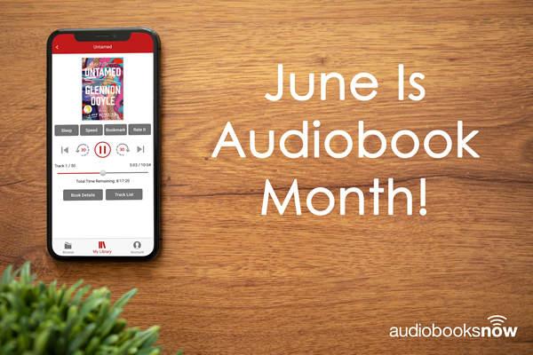 Audiobook Month 2020
