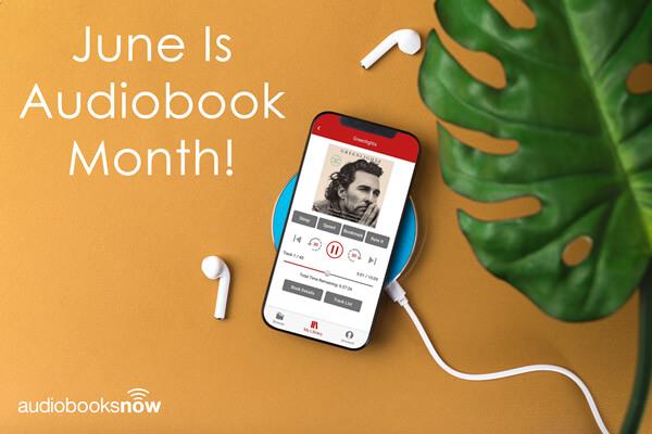 Audiobook Month 2021
