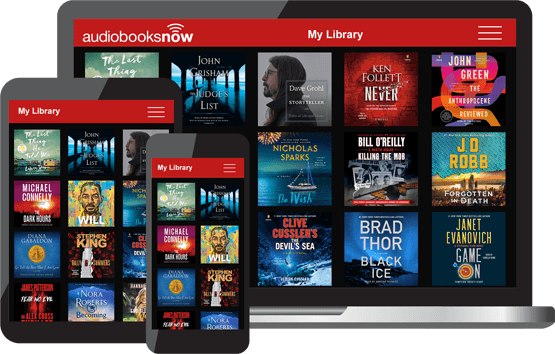 50% off Your 1st Audiobook from AudiobooksNow