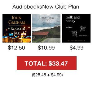 AudiobooksNow Club Plan