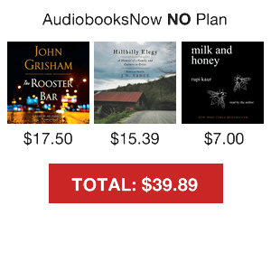 AudiobooksNow No Plan