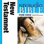 A NIVudio Bible, Pure Voice: New Testamentudio Download (Narrated by Barbara Rosenblat), Barbara Rosenblat