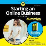 Starting an Online Business All-in-One For Dummies 6th Edition, Shannon Belew