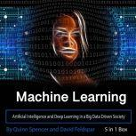 Machine Learning Artificial Intelligence and Deep Learning in a Big Data Driven Society, Quinn Spencer
