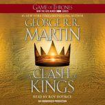 A Clash of Kings Game of Thrones, George R. R. Martin
