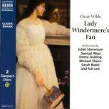 Lady Windermere's Fan, Oscar Wilde