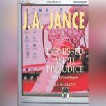 Dismissed With Prejudice, J.A. Jance