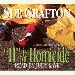 H Is for Homicide, Sue Grafton