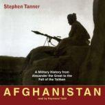 Afghanistan, Stephen Tanner