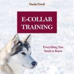 E-COLLAR TRAINING: Everything You Need to Know