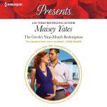 The Greek's Nine-Month Redemption, Maisey Yates