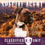 Special Agent, Valerie Hansen