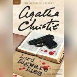 Lord Edgware Dies A Hercule Poirot Mystery, Agatha Christie