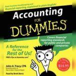 Accounting for Dummies 3rd Ed., John A. Tracy