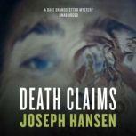 Death Claims A Dave Brandstetter Mystery, Joseph Hansen