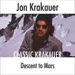 Descent to Mars, Jon Krakauer