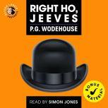 Right Ho, Jeeves, P.G. Wodehouse