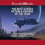 The Best Science Fiction and Fantasy of the Year Volume 12, Jonathan Strahan