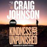 Kindness Goes Unpunished, Craig Johnson