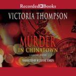 Murder in Chinatown, Victoria Thompson