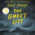 The Guest List A Novel, Lucy Foley