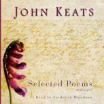 John Keats Selected Poems, John Keats