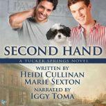 Second Hand A Tucker Springs Novel, Heidi Cullinan