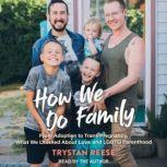 How We Do Family From Adoption to Trans Pregnancy, What We Learned about Love and LGBTQ Parenthood, Trystan Reese