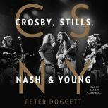 CSNY Crosby, Stills, Nash and Young, Peter Doggett