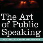 The Art of Public Speaking, Dale Carnegie