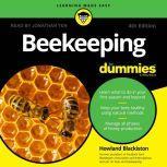 Beekeeping For Dummies 4th Edition, Howland Blackiston