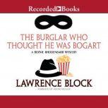 The Burglar Who Thought He Was Bogart, Lawrence Block