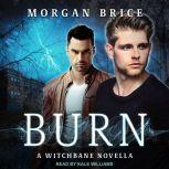 Burn A Witchbane Novella, Morgan Brice