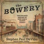 The Bowery The Strange History of New York's Oldest Street, Stephen Paul DeVillo