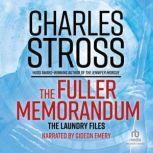 The Fuller Memorandum, Charles Stross