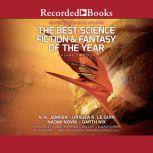 The Best Science Fiction and Fantasy of the Year Volume 13, Jonathan Strahan
