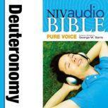 Pure Voice Audio Bible - New International Version, NIV (Narrated by George W. Sarris): (05) Deuteronomy, Zondervan
