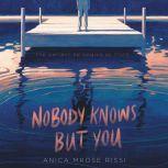 Nobody Knows But You, Anica Mrose Rissi