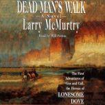 Dead Man's Walk, Larry McMurtry