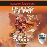 Dungeons & Dragons: Big Trouble An Endless Quest Book, Matt Forbeck