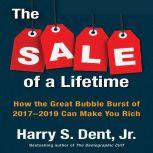 The Sale of a Lifetime How the Great Bubble Burst of 2017-2019 Can Make You Rich, Harry S. Dent