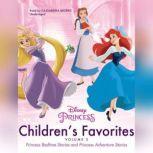 Childrens Favorites, Vol. 2 Princess Bedtime Stories & Princess Adventure Stories, Disney Press