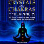 Crystals and Chakras for Beginners, Karen Stone