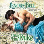 One Fine Duke School for Dukes, Lenora Bell
