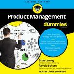 Product Management For Dummies, Brian Lawley