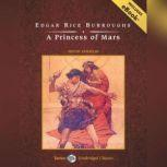 A Princess of Mars, Edgar Rice Burroughs