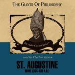 St. Augustine, Professor Robert O'Connell