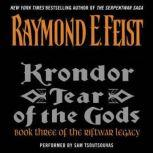 Krondor: Tear of the Gods, Raymond E. Feist