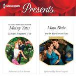 Carides's Forgotten Wife & The Di Sione Secret Baby, Maisey Yates